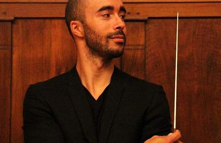 Julien Ursule, Orchestre Symphonique Étudiant de Toulouse © Alice Peyraud