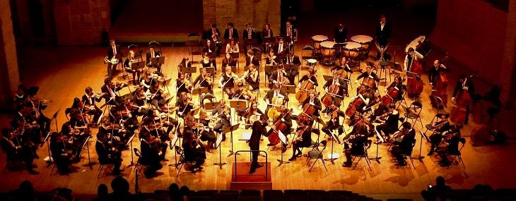 Orchestre Symphonique Étudiant de Toulouse © Coline Serier