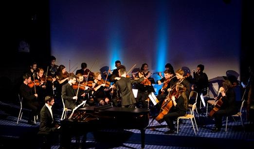 Orchestre Étudiant de Toulouse © Valentin Roussellet