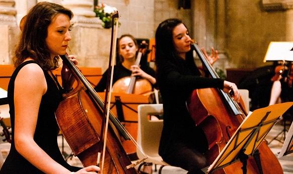 Orchestre Étudiant de Toulouse © Pascal Mesina