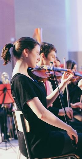 Orchestre Symphonique Étudiant de Toulouse, Katharine Morris © Lola Bermudo