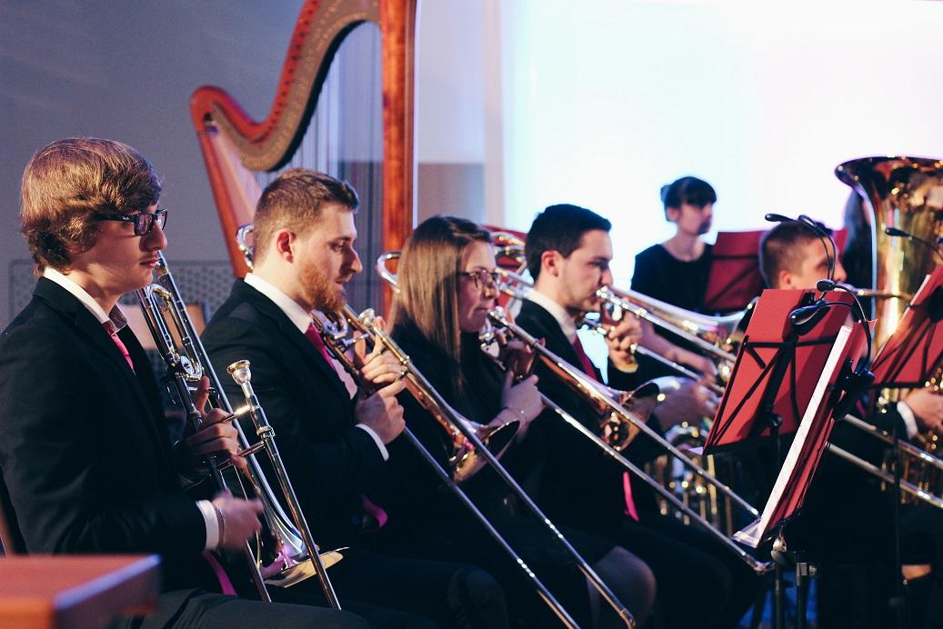 Musiciens, Orchestre Symphonique Étudiant de Toulouse, Concert du 28 mars 2017 à l'Université Toulouse 1 Capitole