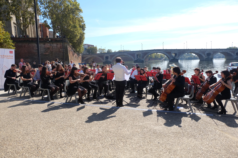 Un Concert en plein air