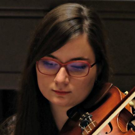 Fannie Porte, Orchestre Symphonique Étudiant de Toulouse © Pauline Georges
