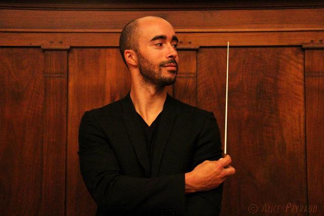Julien Ursule directeur artistique OSET Orchestre Symphonique Etudiant de Toulouse