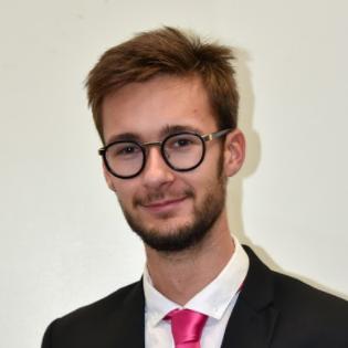 Maxime Tournier, Orchestre Symphonique Étudiant de Toulouse © Valentin Roussellet