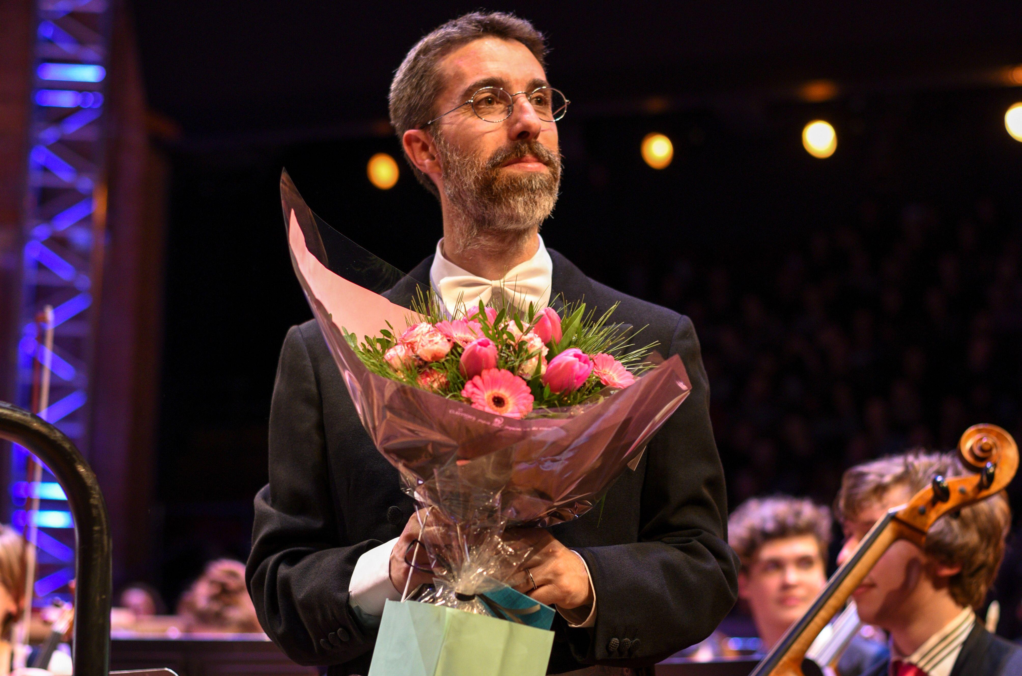 Le chef d'Orchestre - Valerio Civano