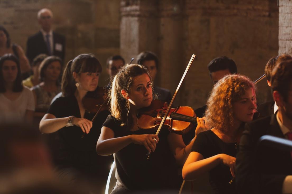 Orchestre Symphonique Étudiant de Toulouse © Maxime Gaujoin